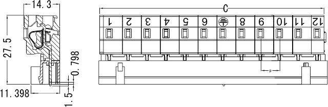 PTB820B-02-M-S